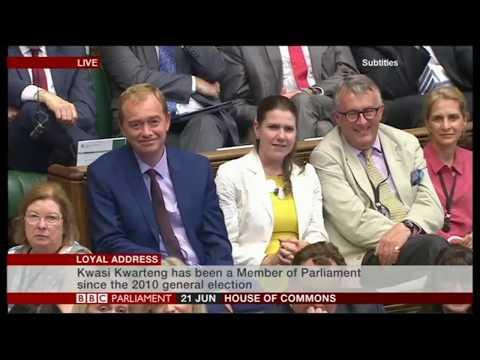 Queen's Speech Debate: proposers' and leaders' speeches