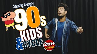 90s Kids & Cycle || Open Mic || Standup Comedy