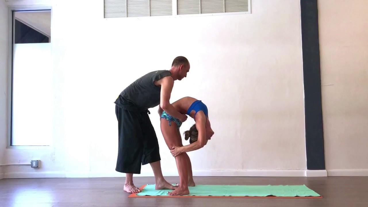 Kino Yoga Backbend