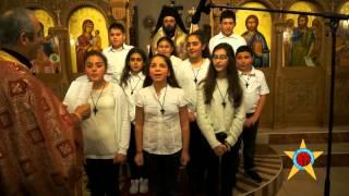 Messe Noël 2013 - Chants en français Grec-Orthodoxe - Antioche