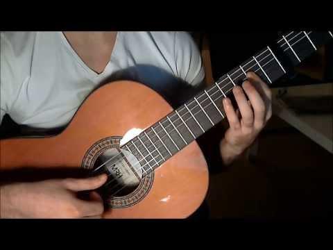 Lake Hylia - The Legend of Zelda: Twilight Princess on Guitar