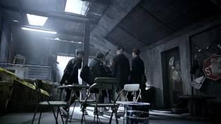 Крутой клип,  офигенной корейской группы
