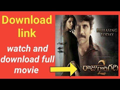 Download raju gari gadhi 2 full movie/download in telugu.