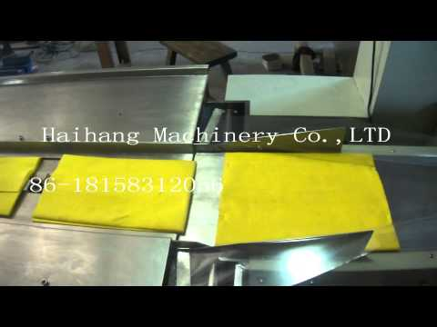 Fully Automatic Pillow Packaging Machine,Food Packaging ...