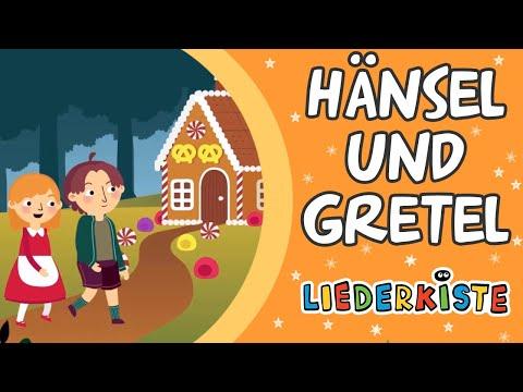 Hänsel und Gretel - Kinderlieder zum Mitsingen | Liederkiste