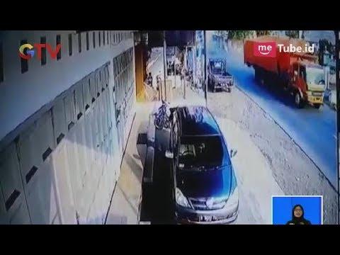 Rekaman CCTV Detik-detik Kecelakaan Maut Tewaskan 12 Orang di Brebes - BIS 21/05