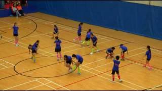 fgps的跳繩強心校際花式跳繩比賽2014片段 3相片