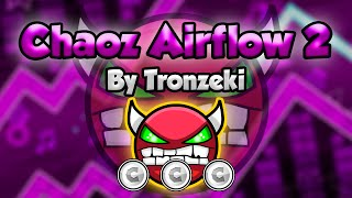 Geometry Dash [2.0] (Easy Demon) - Chaoz Airflow 2 by Tronzeki - GuitarHeroStyles