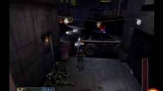 Dark Angel game gameplay video