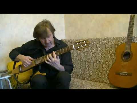 Clean bandit - Solo (feat. Demi Lovato) on acoustic guitar finger style by Serkarinskii
