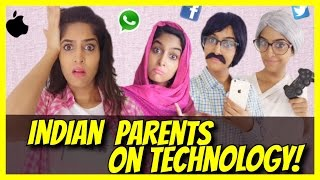 Indian Parents on Social Media | #AnishaTalks