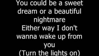 Beyonce Sweet dream, with lyrics on the screen. My first video, be ...