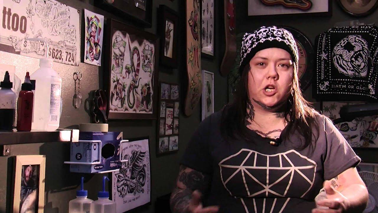 Hoods segment taylor street tattoo youtube for Taylor st tattoo