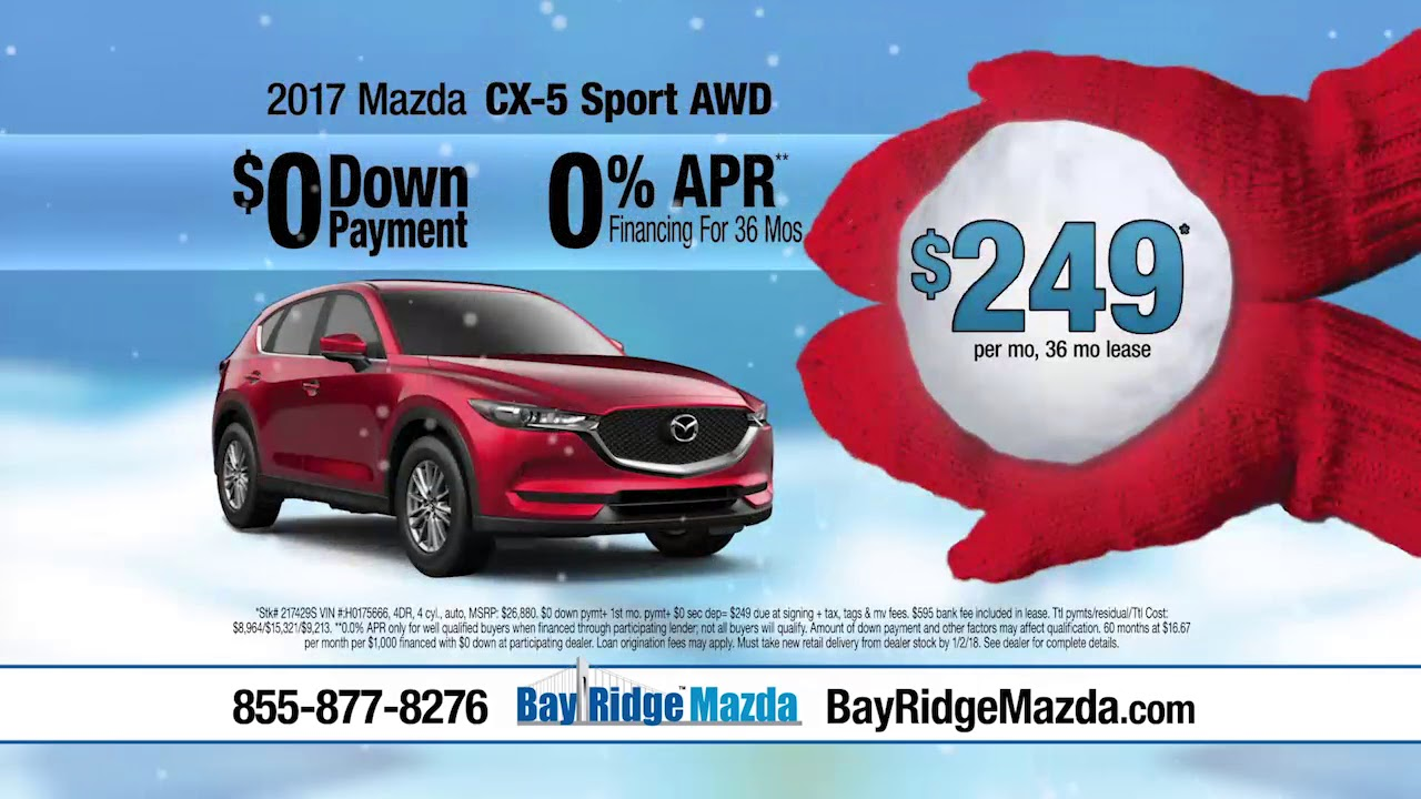Bay Ridge Mazda >> Brma1712a30h Nothing To It Mazda A30 V05 Youtube