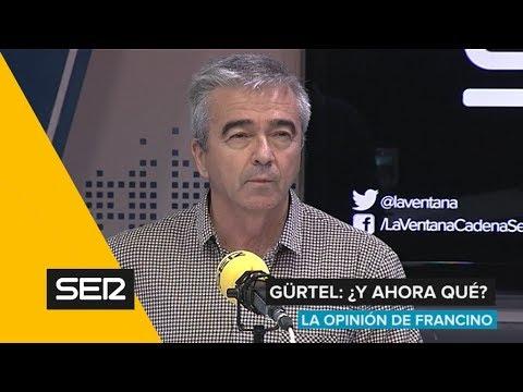 Gürtel: ¿Y ahora qué? | La opinión de Francino