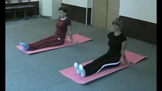 Упр.1 ЛФК для коленного сустава