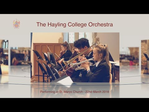 Hayling College Orchestra