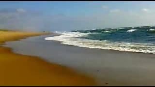 Les Landes : Plage Océan atlantique Cap de l'Homy (Lit et Mixe), attention aux Baïnes !