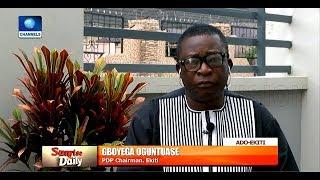 We Have Evidence Of Assault On Fayose, Ekiti PDP Chairman Insists  Sunrise Daily 