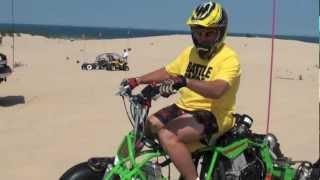 Quad With HAYABUSA Engine / Silver Lake Sand Dunes / Ambassador Dan