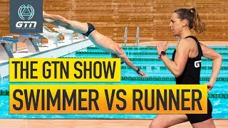 Swimmers Vs Runners: Who Has The Strongest Heart? | The GTN Show Ep. 101
