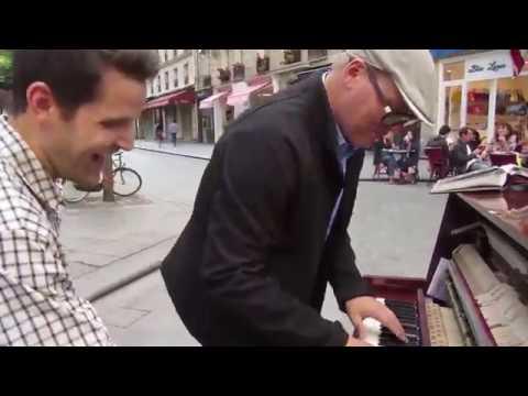 TOP 5 SPONTANEOUS PUBLIC PIANO PERFORMANCES