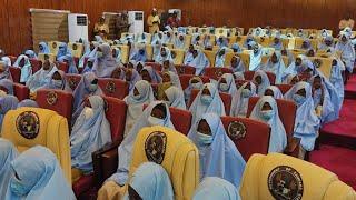 Gunmen release hundreds of schoolgirls kidnapped in Nigeria, regional governor says
