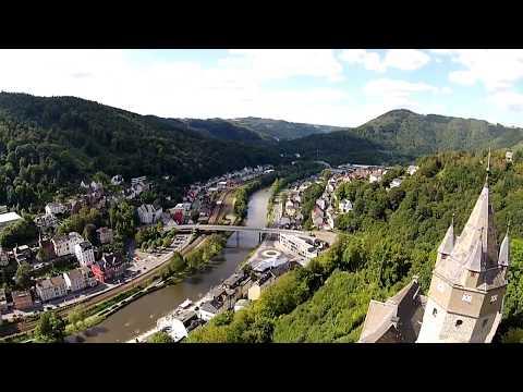 Altena...der Film / Trailer zum Burgaufzug (Erlebnisaufzug) / Burg Altena