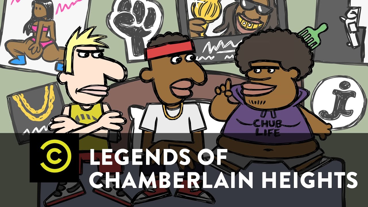 legend of chamberlain heights full episodes free