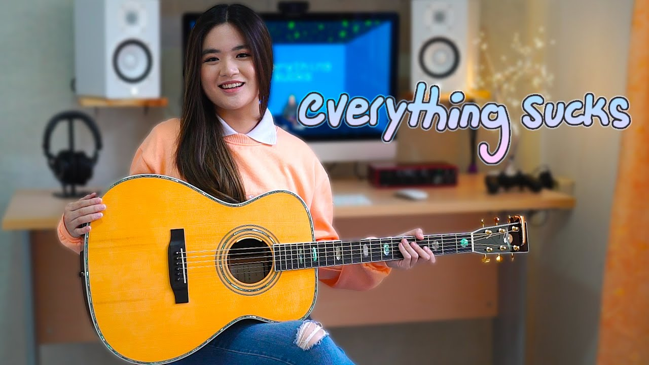 (vaultboy) everything sucks - Fingerstyle Guitar Cover | Josephine Alexandra