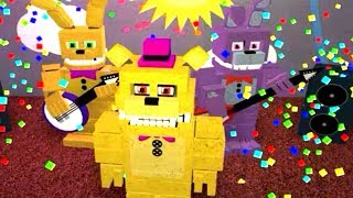 Fredbear's and Friends!   FNAF 1 2 3 4 5 & more! ROBLOX