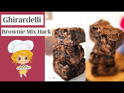 BROWNIE MIX RECIPES | Ghirardelli Brownies