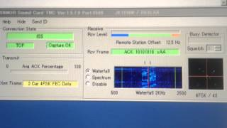 WINMOR e-mail traffic radio protocol using OFDM. It costs some US$100 to US$150 .