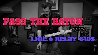 'Pass the Baton' Relay G10s Loop | Line 6