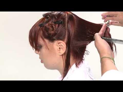 Haarschnitt Graduierter Bob Haircut Concavecut Trailer