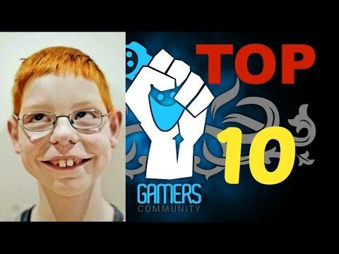 TOP 10 მოსაზრება Gamer -ებზე