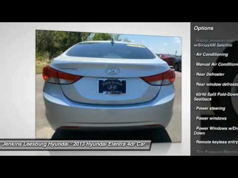 Marvelous 2013 Hyundai Elantra Leesburg Florida L19828A