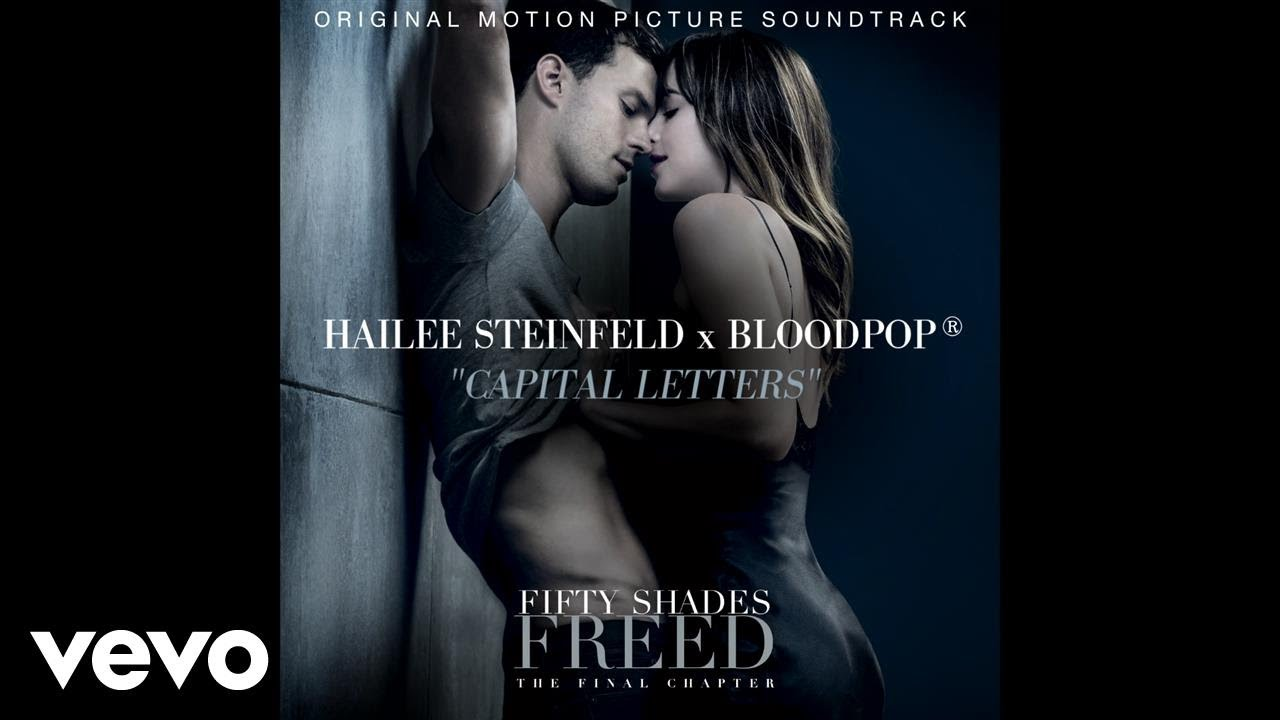 Hailee Steinfeld And Bloodpop Drop Capital Letters For Fifty
