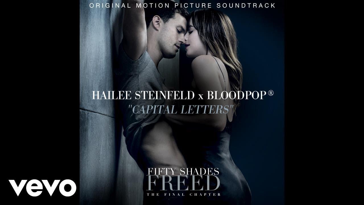 Hailee Steinfeld BloodPop  Capital Letters Audio  YouTube