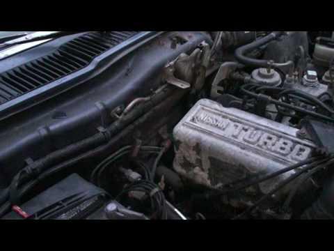 Barn find 83 280zx turbo
