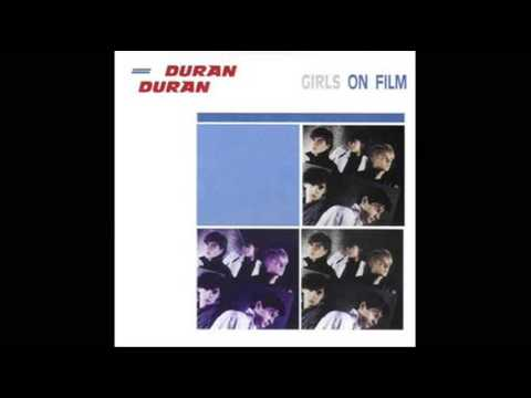 Duran Duran - Girls On Film (Abstraction's Dub On Film)