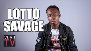 Lotto Savage on Becoming Muslim & Joining Bloods in Prison