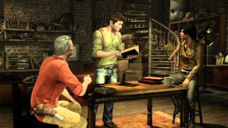 PS3 - Uncharted 3 - E3 2011 Game trailer