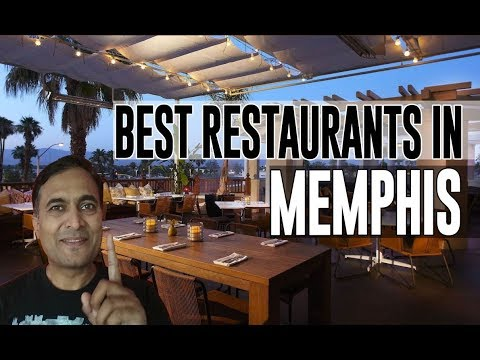 Best Restaurants And Places To Eat In Memphis, Tennessee TN