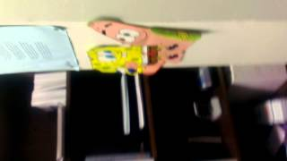 Spongebob everywhere