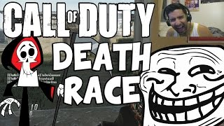 DEATH RACE (NEW TRACK): IMPOSSIBLE VICTORY LAP (CoD Custom Game)