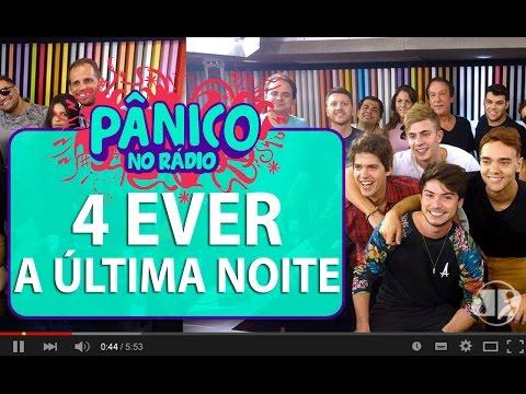 Eric Surita, Leo Picon, Luccas Papp e Marcelo Arnal - Pânico - 01/04/16