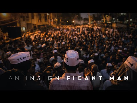 An Insignificant Man | Official Trailer | Arvind Kejriwal | 17th November 2017