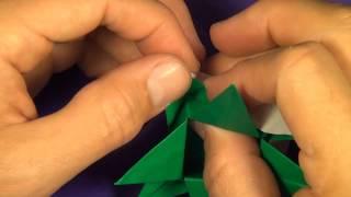 Как сделать розу оригами из бумаги