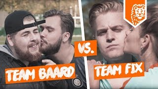 TEAM FIX vs. TEAM BAARD – BEST GOAL CELEBRATIONS met FIFALOSOPHY VVBASVV FC ROELIE en MASCHA